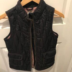 Girls old navy size xs vest